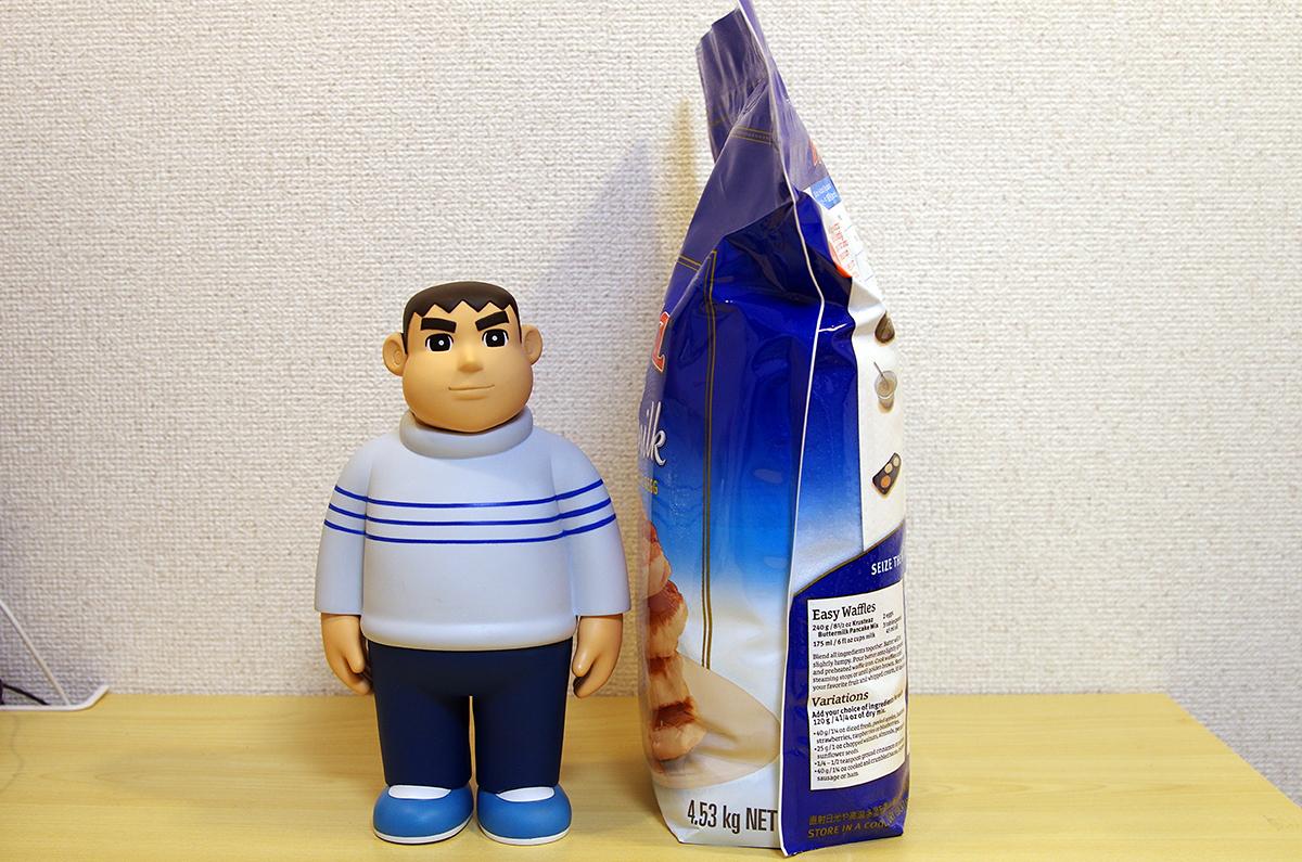 KRUSTEAZ(クラスティーズ) パンケーキミックス (4.53kg 税込1,298円)