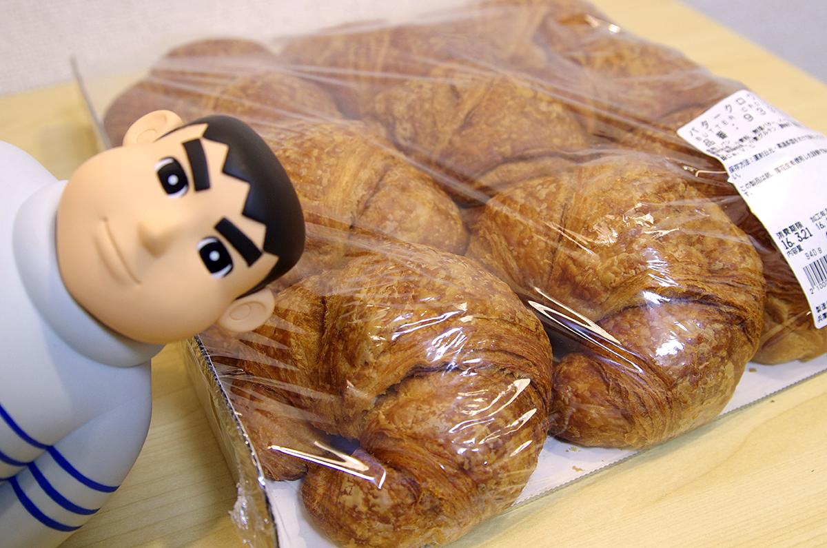 Costco(コストコ) バタークロワッサン (12個 税込899円)